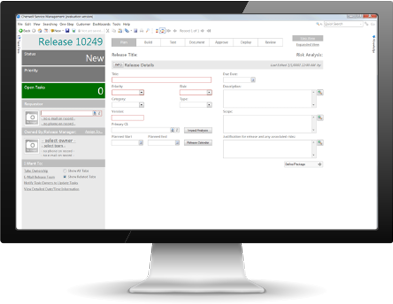 Cherwell Software Release Management